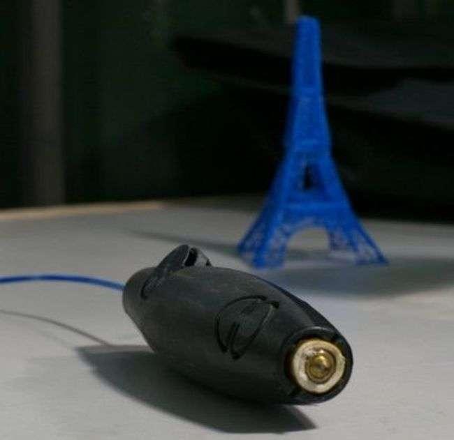 Ручка, за допомогою якої можна створювати 3d зображення (8 фото)