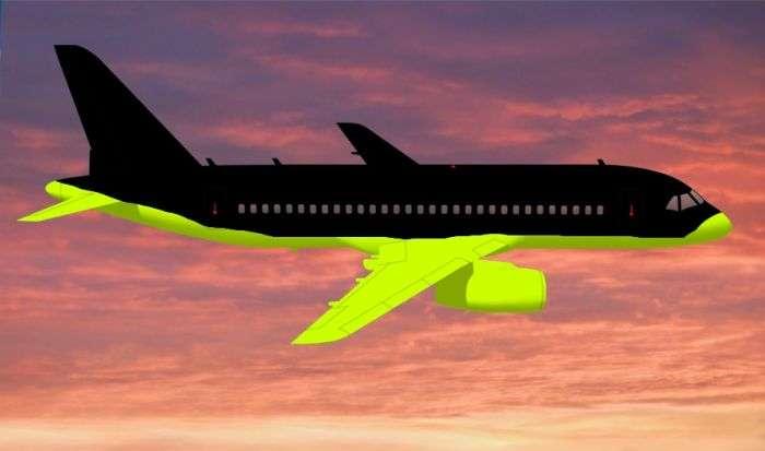 Найбільш креативні варіанти розмальовки для літаків Аерофлоту (55 рисунків)