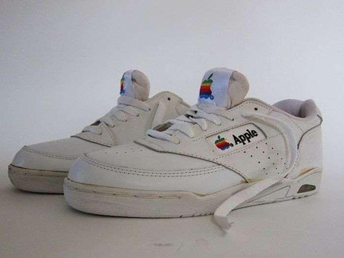 Кросівки Apple 90х років (5 фото)