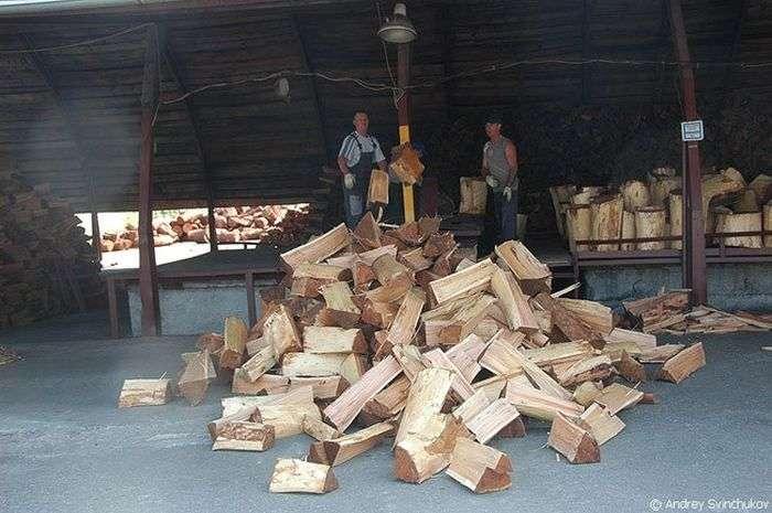 Як виготовляють Бади в Благовєщенську (10 фото)