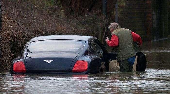 Історія одного Bentley: як прийшов, так і пішов (11 фото)
