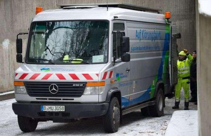 Як був пограбований банк в Берліні (6 фото)