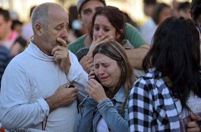 Пожежа в нічному клубі Бразилії забрав життя 245 осіб (13 фото + відео)