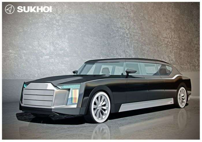 Проект Автомобіль для президента (20 фото)