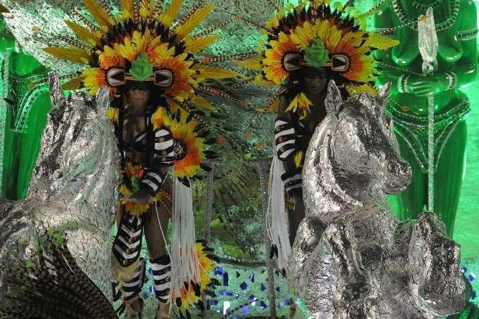 Карнавал в Ріо-де-Жанейро - 2013. Частина 2 (47 фото)