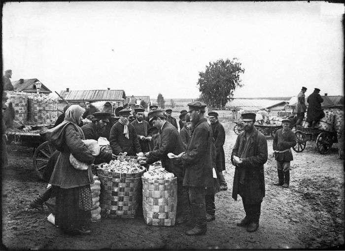 Рідкісні архівні знімки царської Росії (44 фото)