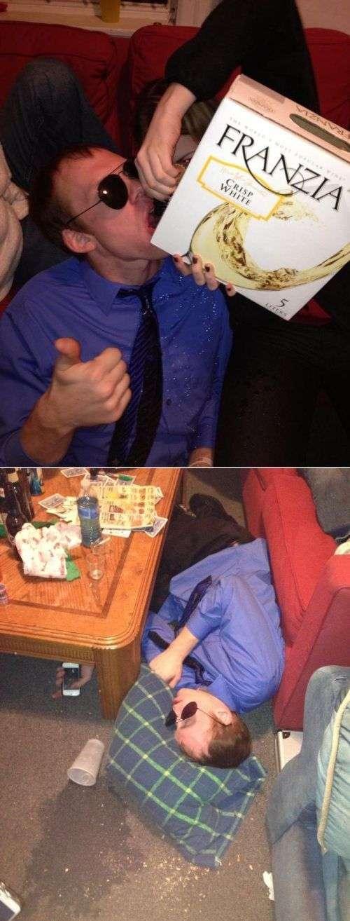 Як відпочивають закордонні студенти. Частина 3 (46 фото)