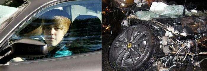 Співвідношення ушкоджень і швидкості при аварії (11 фото)