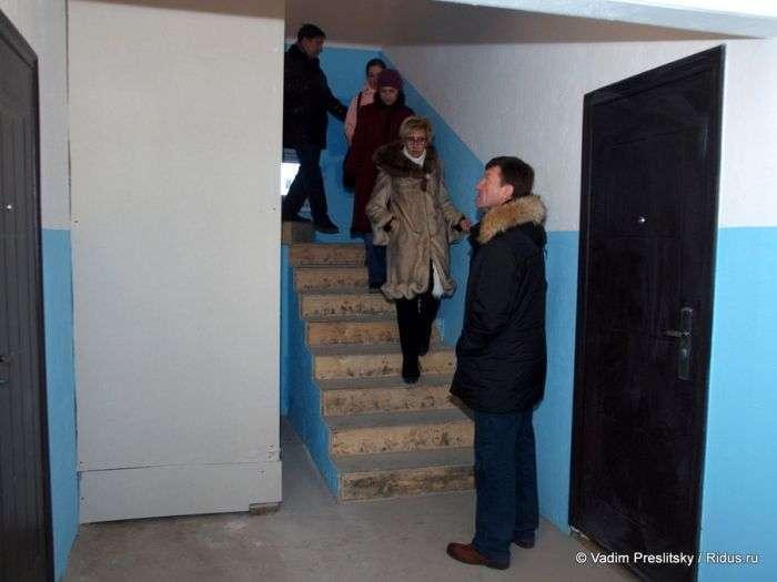 Надання житла сиротам (12 фото)