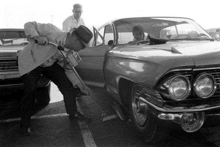 Нарковійна в Америці в середині минулого століття (31 фото)