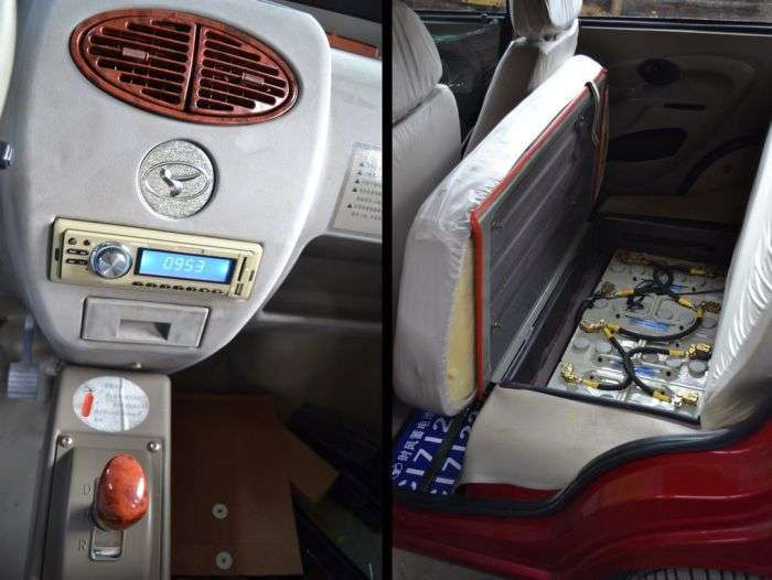 Вітчизняний електромобіль E-Car за півмільйона рублів (19 фото)