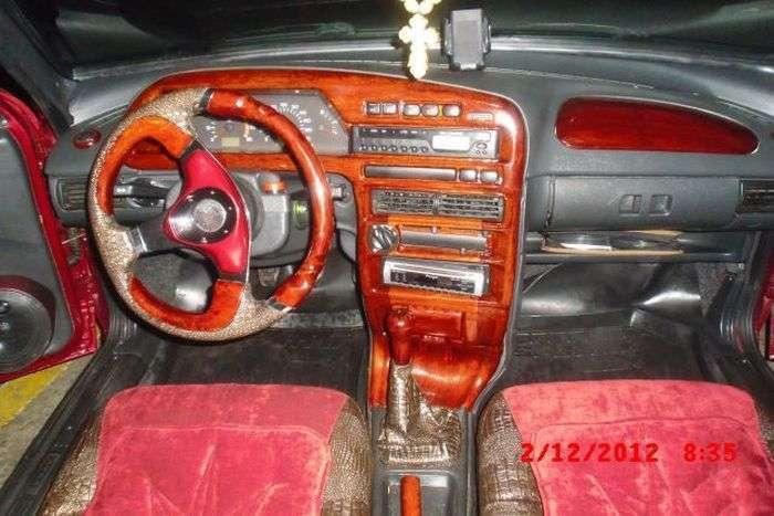 Автомобіль, за кермом якого не боїшся нічого на світі (10 фото)
