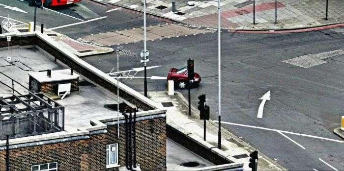 Google Maps і глюки (6 фото)