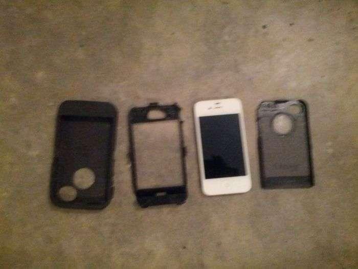 iPhone прилетів (6 фото)