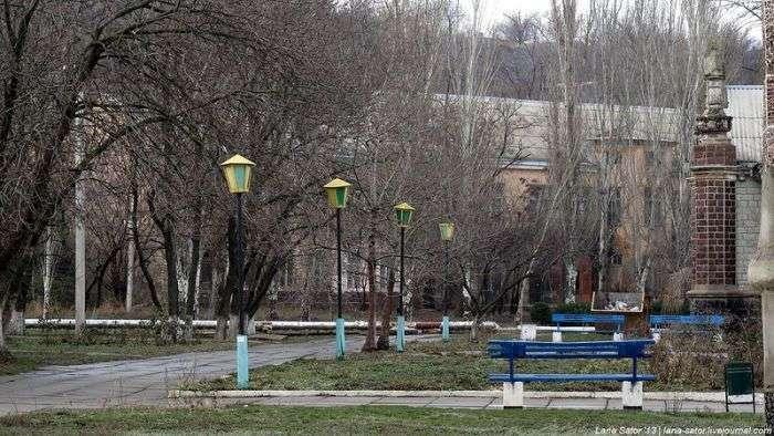 Покинутий санаторій Куяльник під Одесою (51 фото)