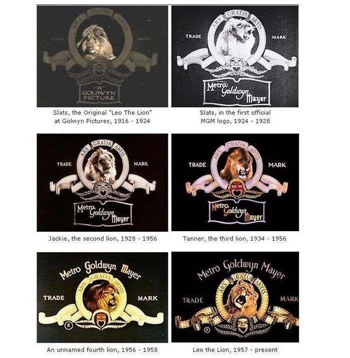 Хто придумав логотипи найбільших кінокомпаній (10 фото)