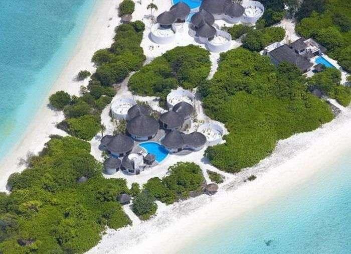 Дивно красиві острови - Мальдіви (34 фото)