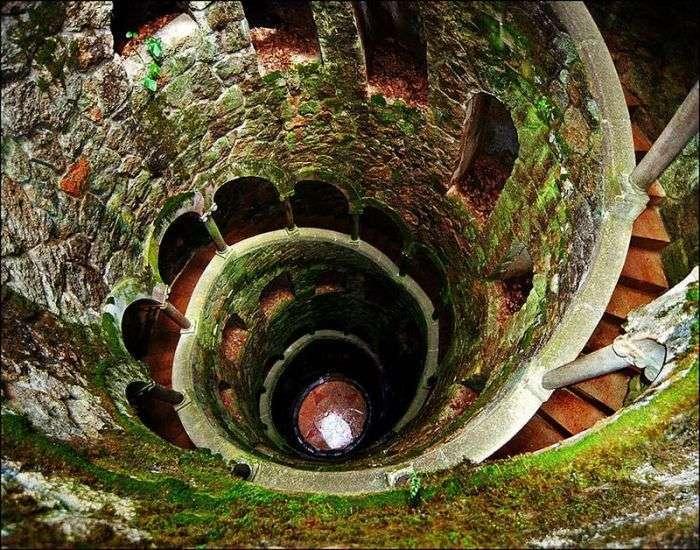 Таємниче місце посвячення масонів (8 фото)