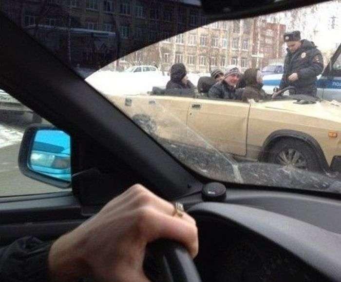 Таке буває тільки в Росії. Частина 2 (56 фото)
