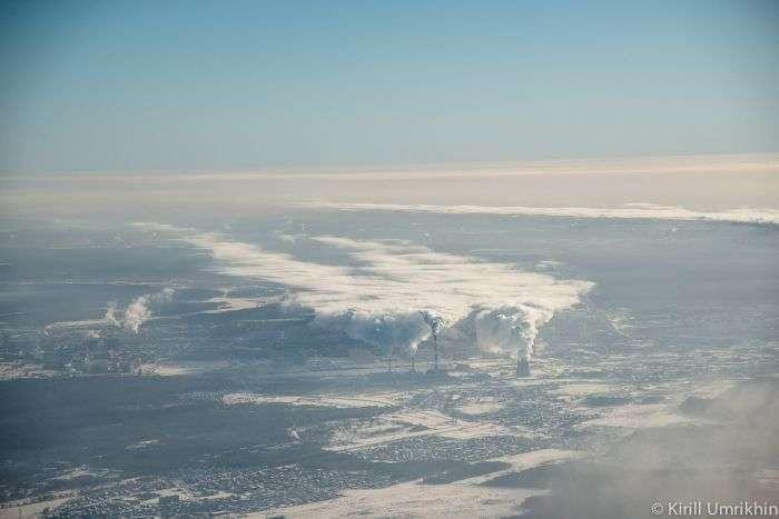 Москва з висоти пташиного польоту (33 фото)