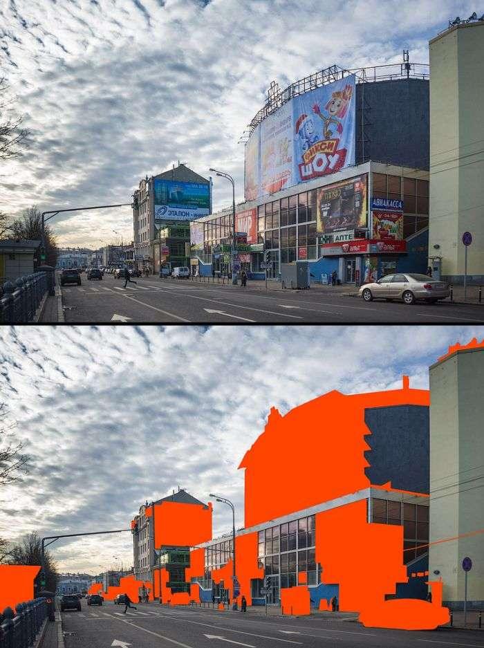 Інформаційний сміття на вулицях міста (6 фото)