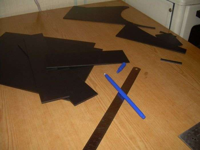 Робимо броньований чохол для нетбука (10 фото)
