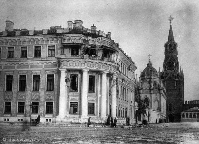 Як більшовики Москви зруйнували (31 фото)