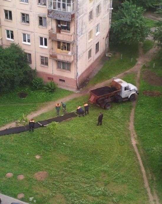 Таке буває тільки в Росії (52 фото)