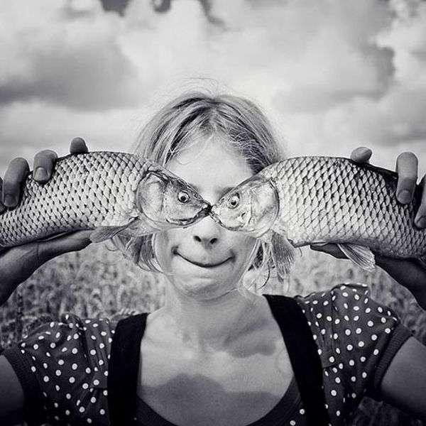 Відмінні ілюзії в стилі не вір очам своїм (40 фото)