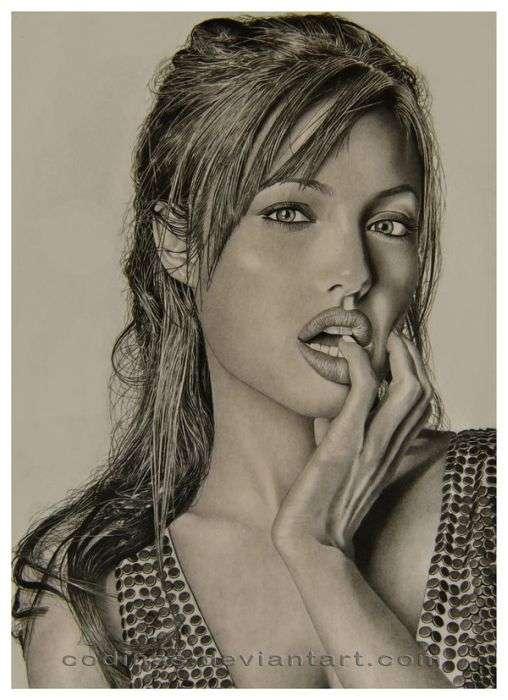 Неймовірна техніка малювання олівцем (55 фото)