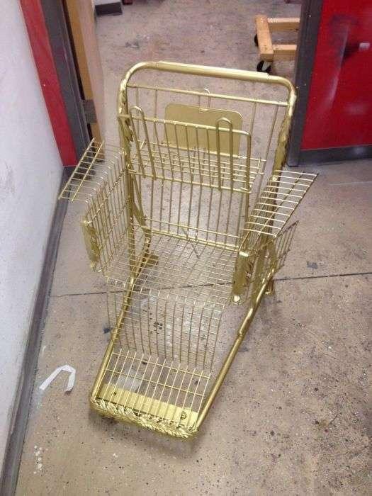 Прокачаємо візок із супермаркету (11 фото)
