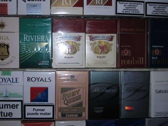 Незвичайне хобі некурящого людини (21 фото)
