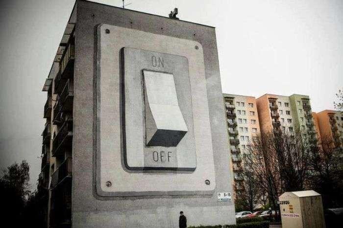 Найдивовижніший стріт-арт за 2012 рік (26 фото)