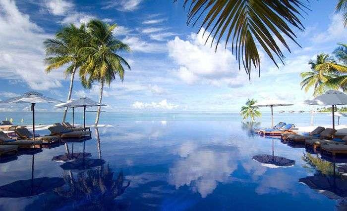 Райський відпочинок, про який можна тільки мріяти (28 фото)