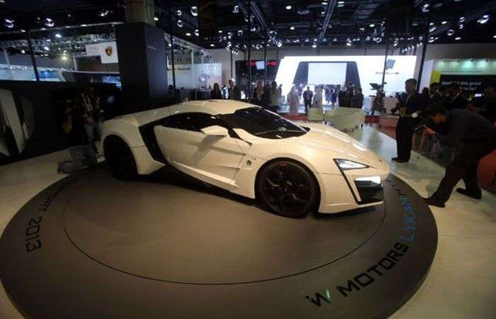 Найдорожчий автомобіль у світі за 2013 рік (14 фото + відео)