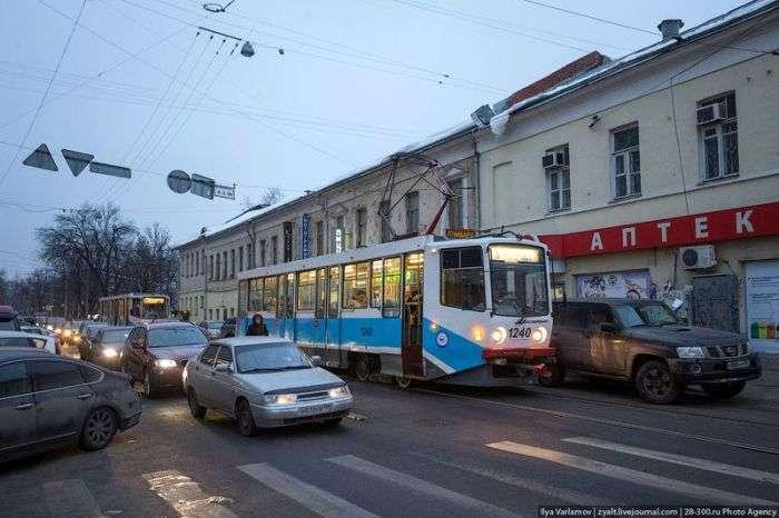 Трамвайне лихо (8 фото)
