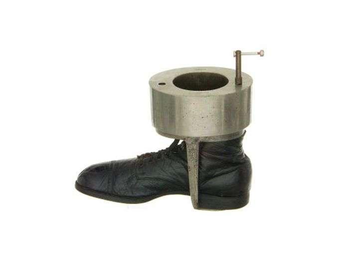 Орегонський черевик став заміною ядру з ланцюгом (8 фото)