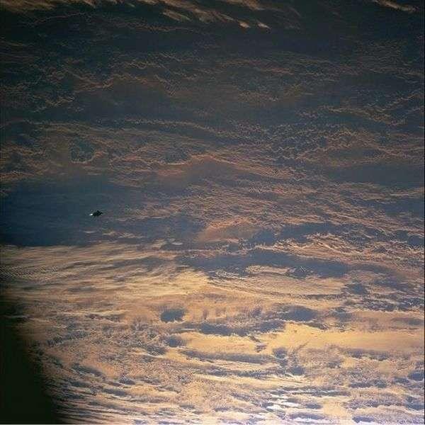 Агенція NASA знищує знімки НЛО (7 фото)