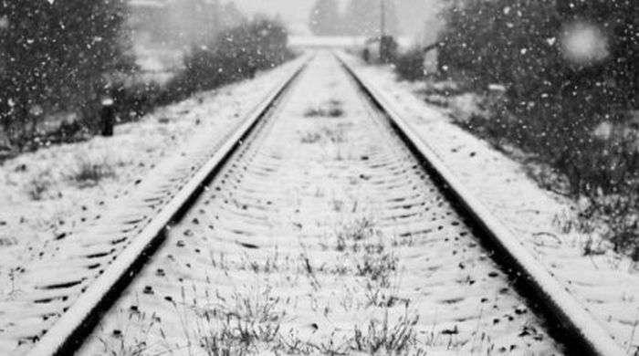 Чоловік випав з поїзда і біг за ним по тайзі 7 кілометрів (4 фото)