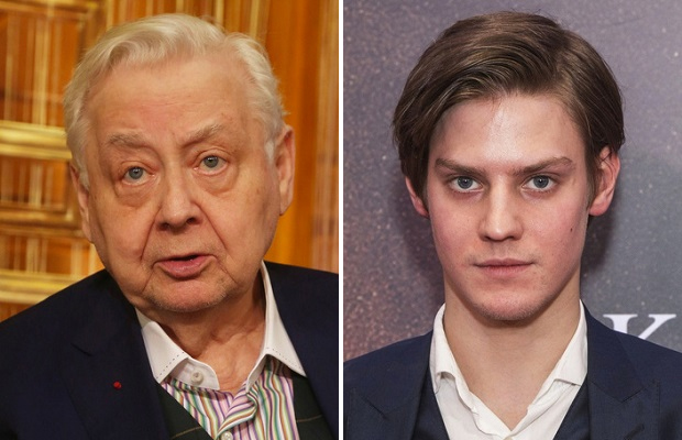 Дети известных российских и советских актеров Разное,Человек,знаменитости