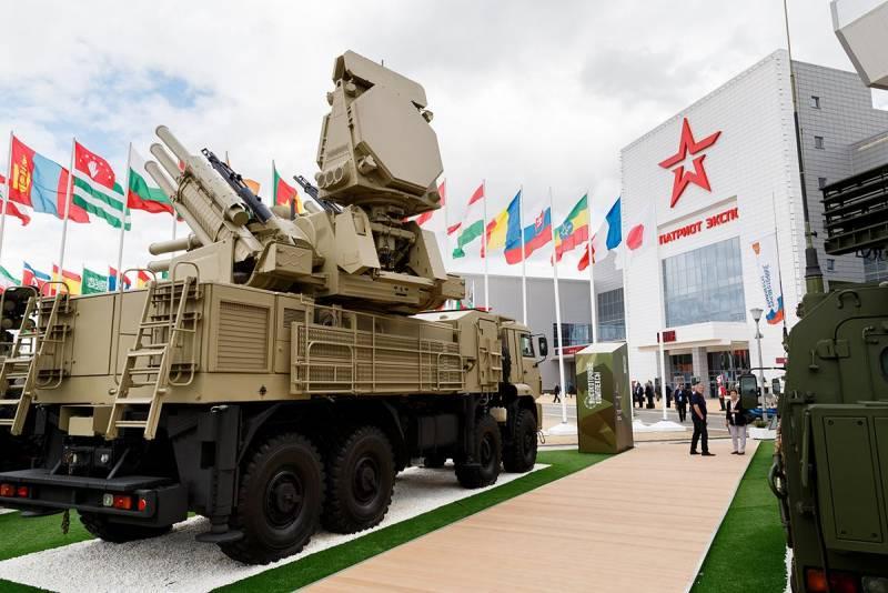 Военно-техническое сотрудничество России. На волне стабильности россия
