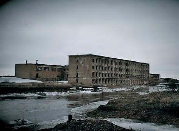 Заброшенные города-призраки бывшего СССР новости,события