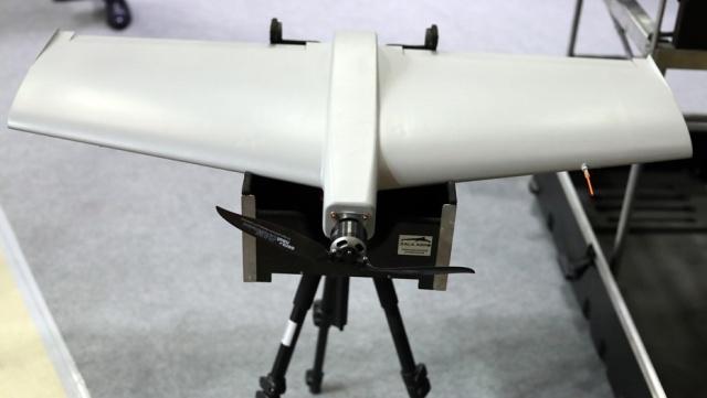 Самовзрывающийся беспилотник KYB от концерна