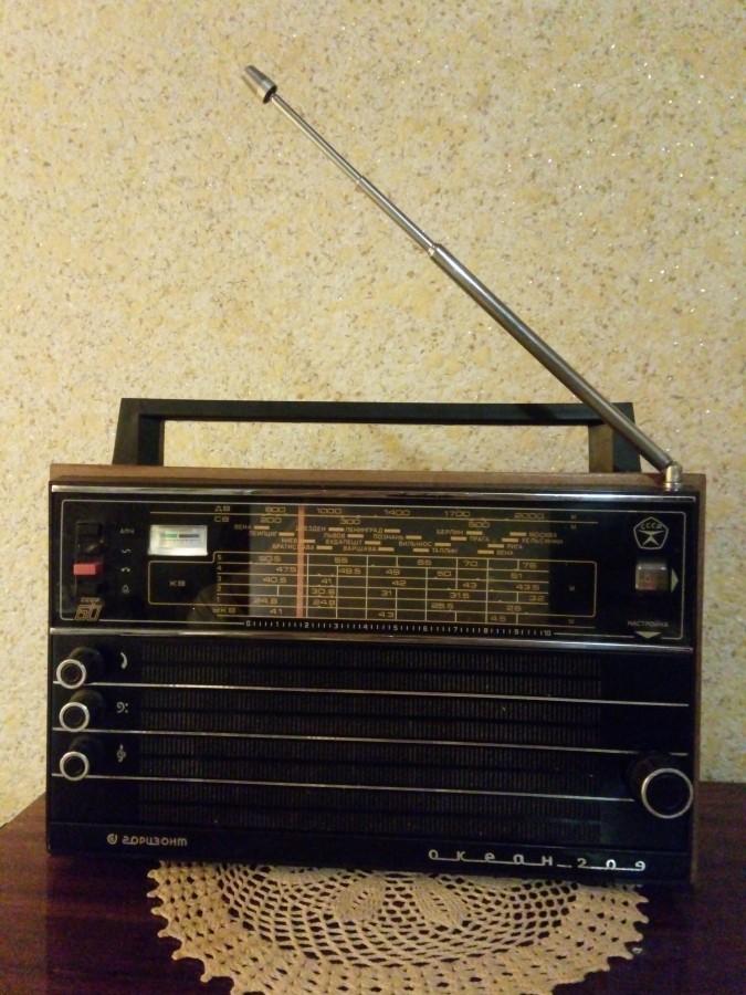 Моя радиоколлекция