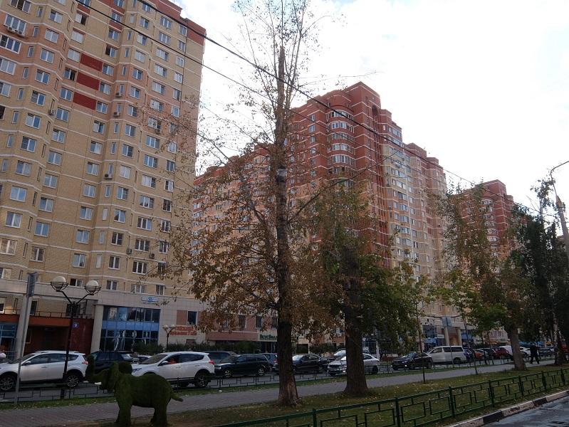 Московский - моногород в Новой Москве Москва
