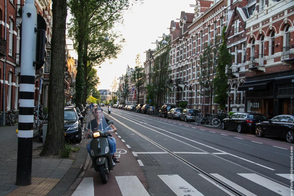 Девятилетний мэр Амстердама амстердам