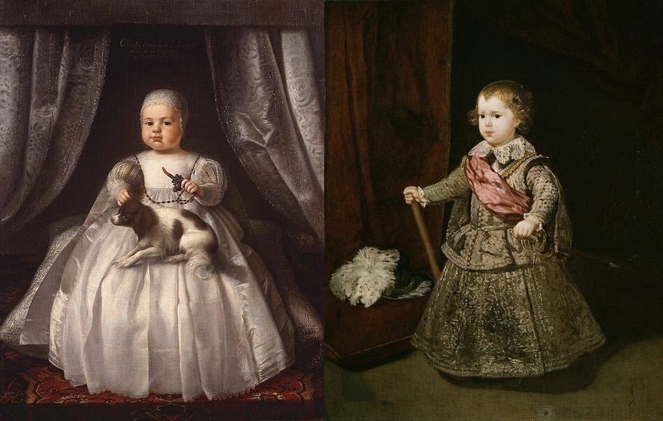 Когда маленькие мальчики носили платья Познавательное
