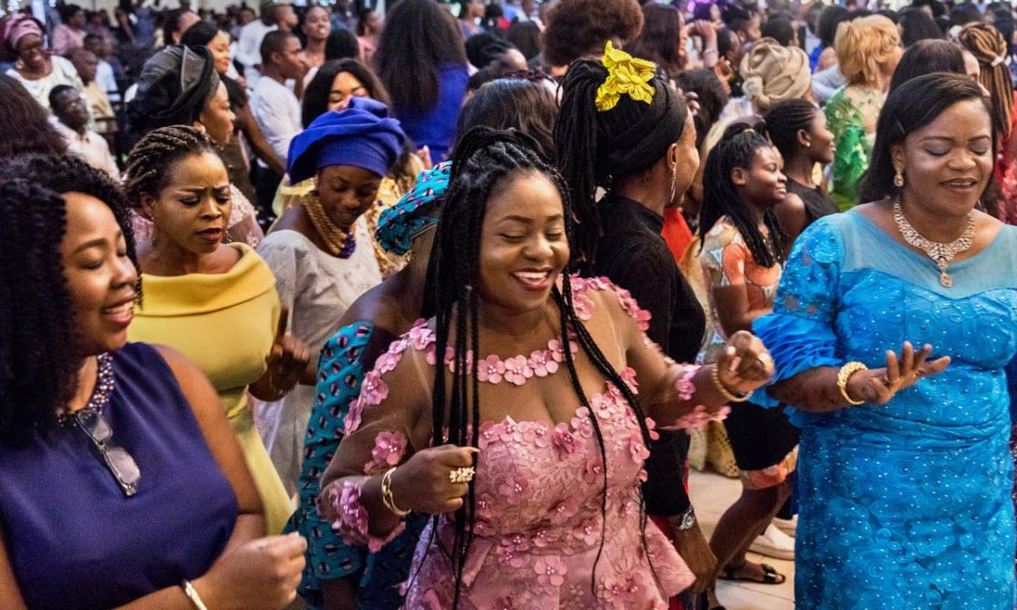 Интересные снимки из Африки культура