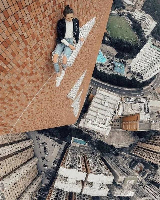 Фотографии для тех, кто не боится высоты. МиР