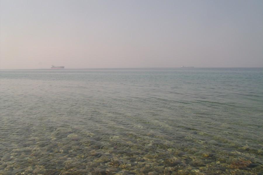Суэцкий канал и побережье Красного моря. работа.